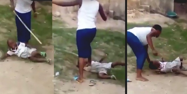 mother molesting kid