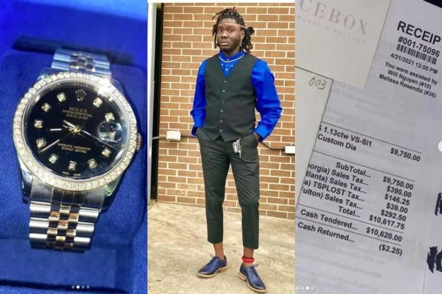 Showboy - Rolex Watch