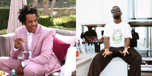 Jay Z To Release Africa-themed Album Featuring Sarkodie