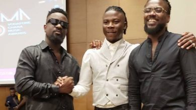 Stonebwoy has opened up once again on his beef rumours surrounding him and Sarkodie and Samini.