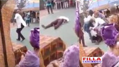 Man Falls And Dies Instantly While Happily Dancing At Event