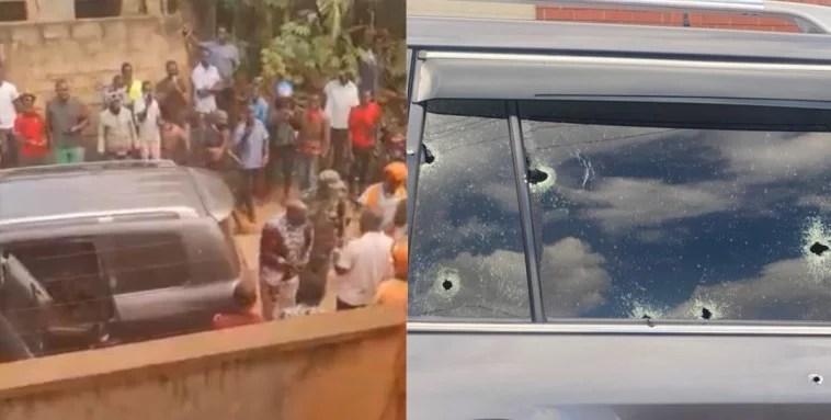Uganda Minister Sustains Gun Wounds