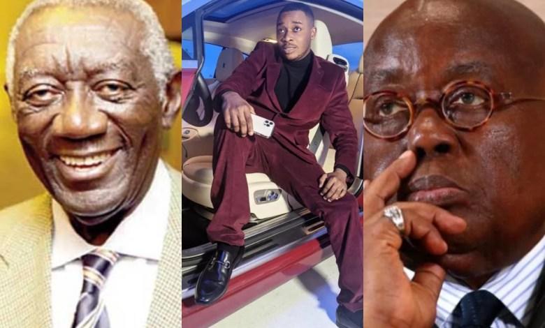Kufour-Twene Jonas-Akufo Addo