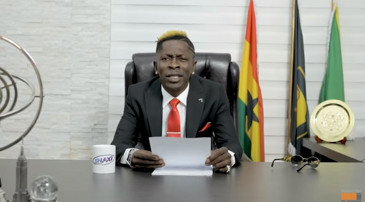 Shatta Wale-state of industry address