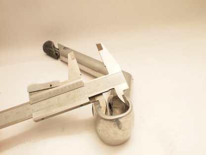 Kalloy 25,4mm 70mm 22,2mm quill ohjainkannatin