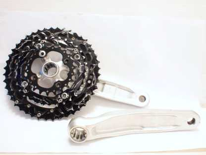 RaceFace Ride XC 175mm 104/64BCD 44/32/22T ISIS kammet