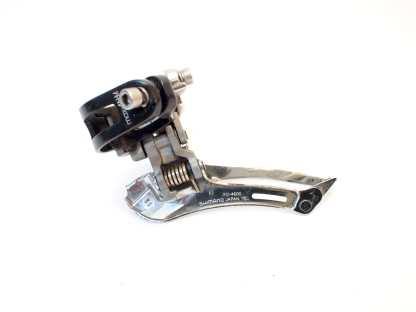 Shimano Tiagra FD-4600 10spd 31,8mm/braze on double etuvaihtaja