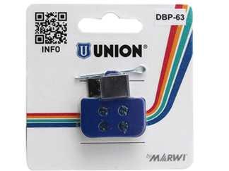 Union DBP-63 levyjarrupalat