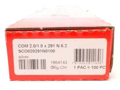 DT Swiss Comp 291mm 2,0/1,8mm pinna