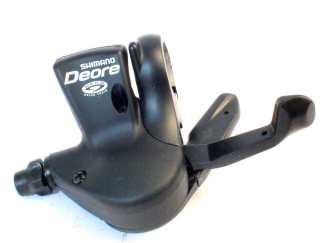 Shimano Deore SL-M511 3spd vasen vaihtajavipu
