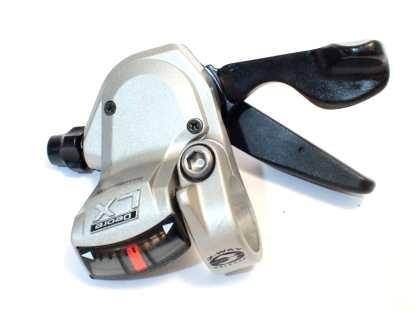 Shimano Deore LX SL-M580 9spd vaihtajavipu