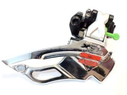 Shimano Deore XT FD-M771 34,9mm 9spd triple etuvaihtaja