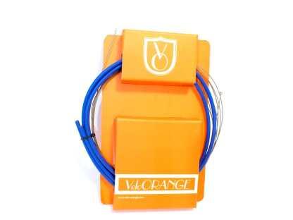 Velo Orange sininen vaihdevaijerisetti