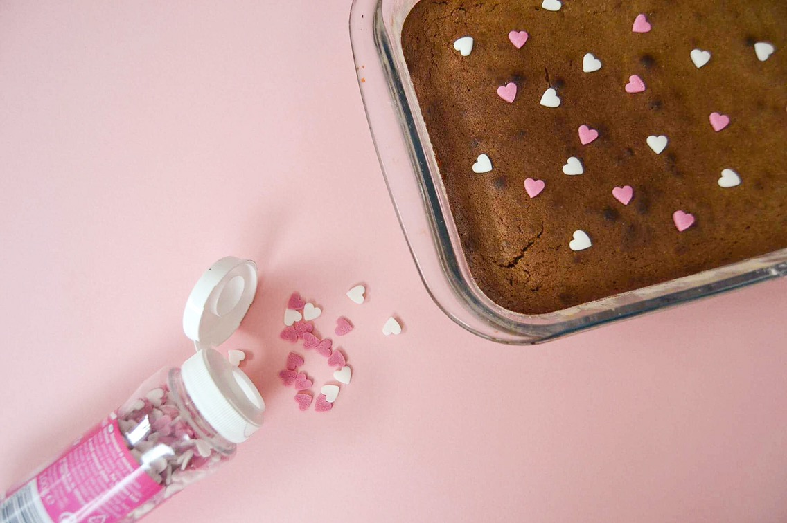 le g teau au chocolat caramel le plus facile du monde fille paillette. Black Bedroom Furniture Sets. Home Design Ideas