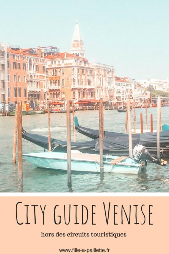 City guide Venise (un peu différent)