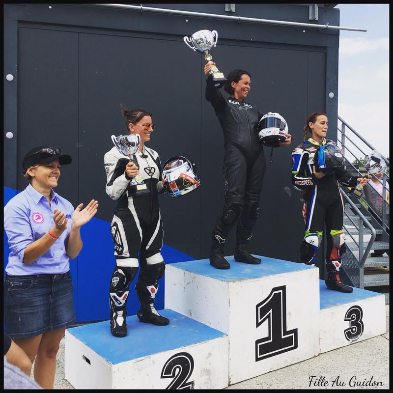 women's cup FFM 2018 podium 600 cc