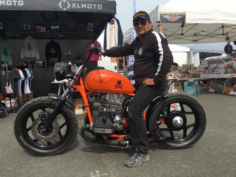 prépa moto bmw by raspo cafe racer festival 2019