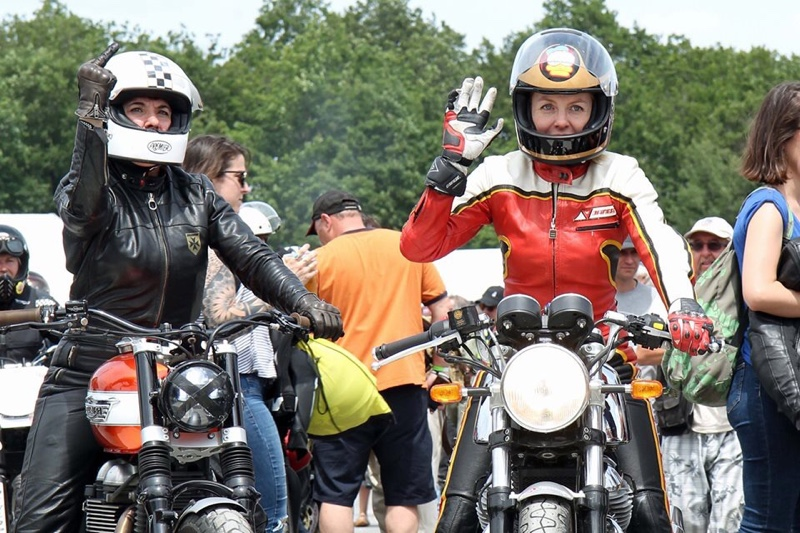 kiss and vroom au cafe racer festival 2019