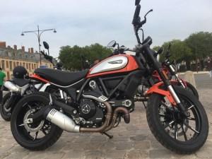 Essai Ducati Scrambler A2 par Fille Au Guidon