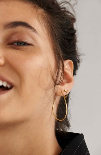 PD Paola Oorbellen – Niko Goud