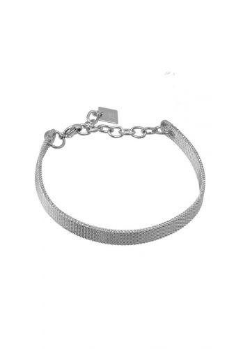 ZAG Bijoux Armband – Essential Zilver