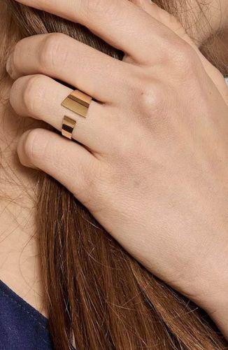 ZAG Bijoux Ring – A'dam Zilver