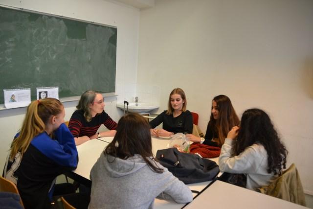Photo RJM Lyon 2017 filles maths