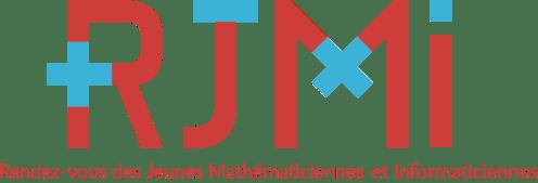 Logo Rendez-vous des Jeunes Mathématiciennes et Informaticiennes