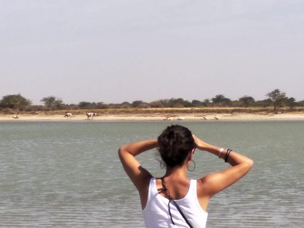 femme expatriation sénégal afrique