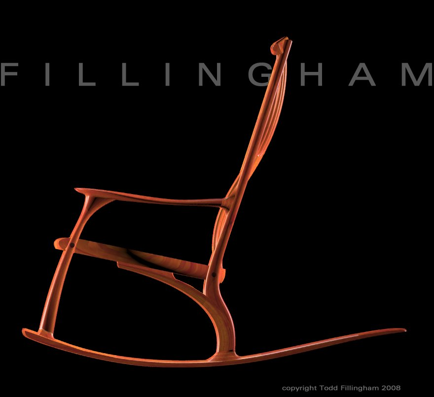 sam maloof rocking chair plans hal taylor plastic garden chairs home interior design trends free diy how to make style