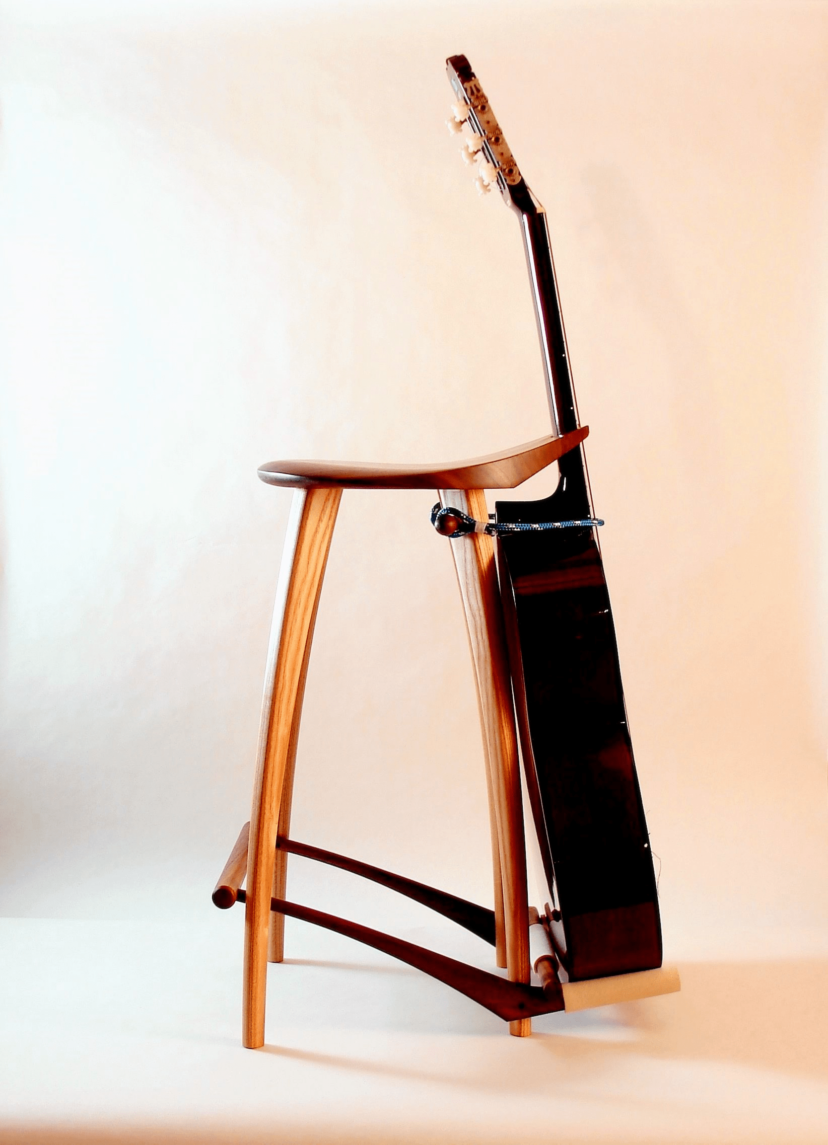 chair stands on booster cushions for elderly guitar stool fillingham art furniture design