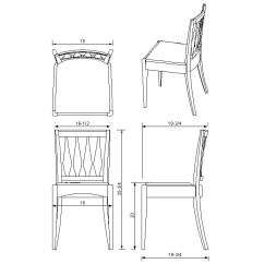 Adirondack Chair Plans Dxf Bertoia Style Build Plan Dwg Diy Pdf How To Wood Items « Clumsy85brl