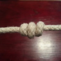 Triple Overhand Knot