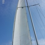 Headsail-only sailing, Catalina 25