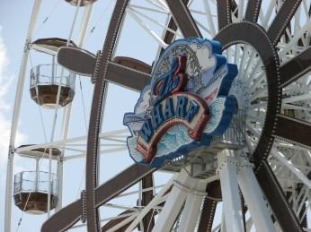 The Wharf Ferris Wheel at Dauphin Island