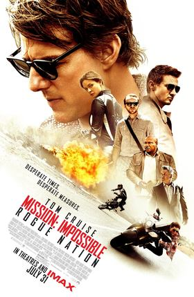 Movie Review | Mission Impossible Rogue Nation