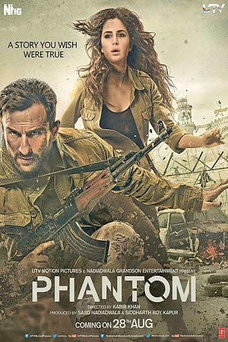 Phantom Movie Review