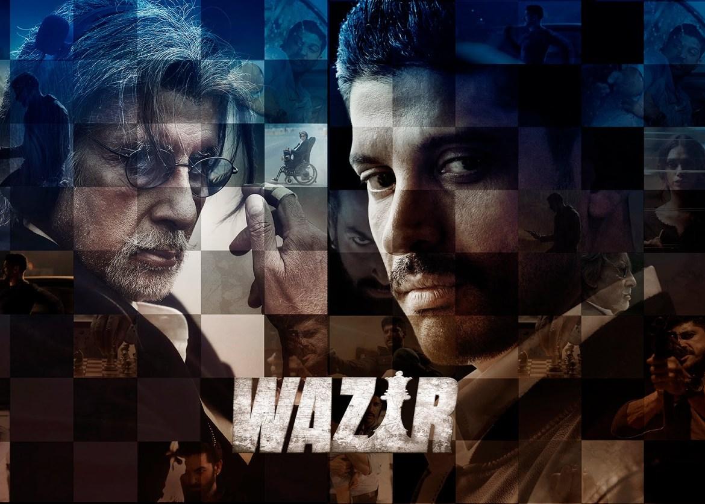 Wazir New Trailer