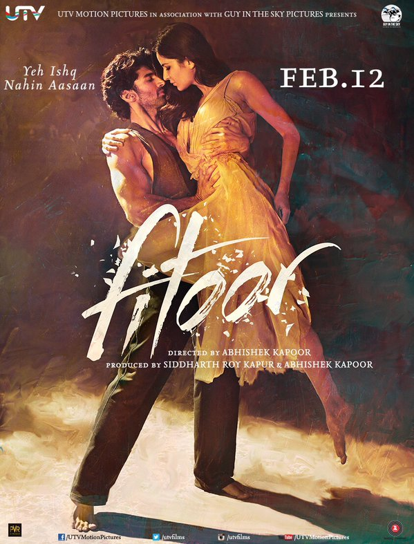 Aditya Roy Kapur And Katrina Get Intimate In Latest Song Pashmina Fitoor