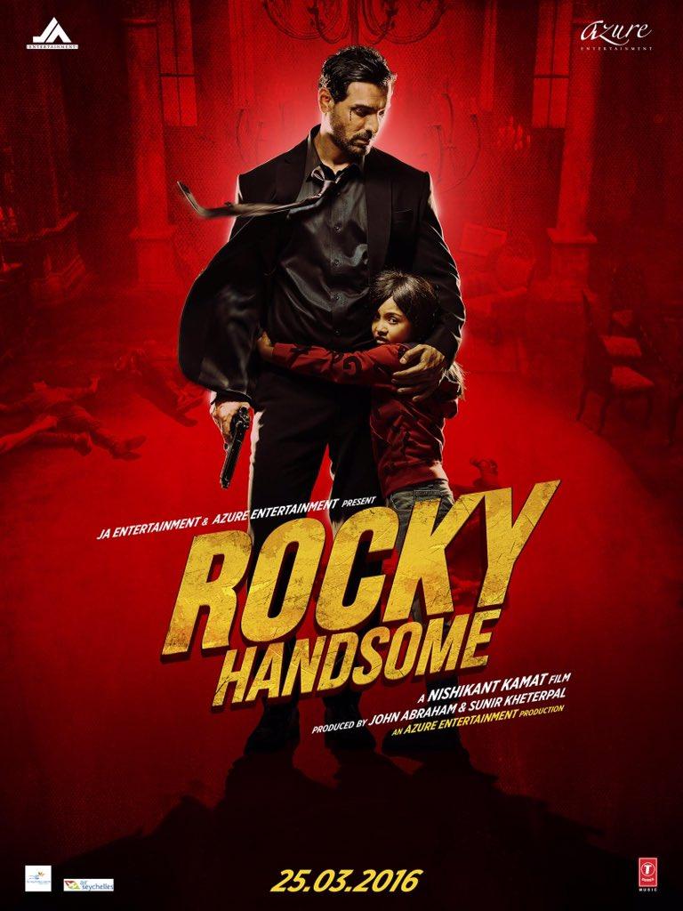 ROCKY HANDSOME | Theatrical Trailer | John Abraham, Shruti Haasan