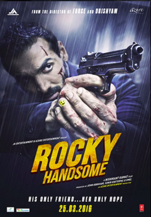 First look | Rocky Handsome