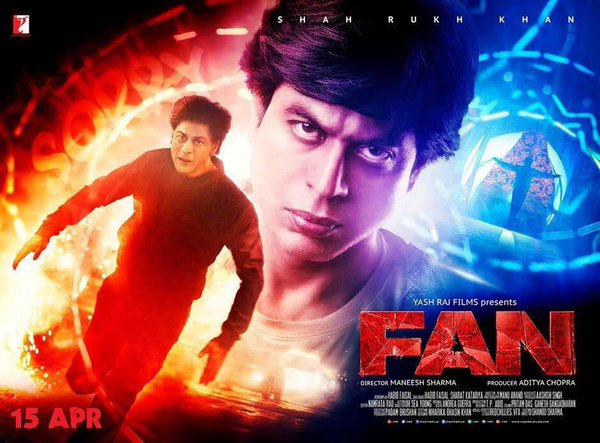 Fan | Official Tribute To SRK | Sentimental