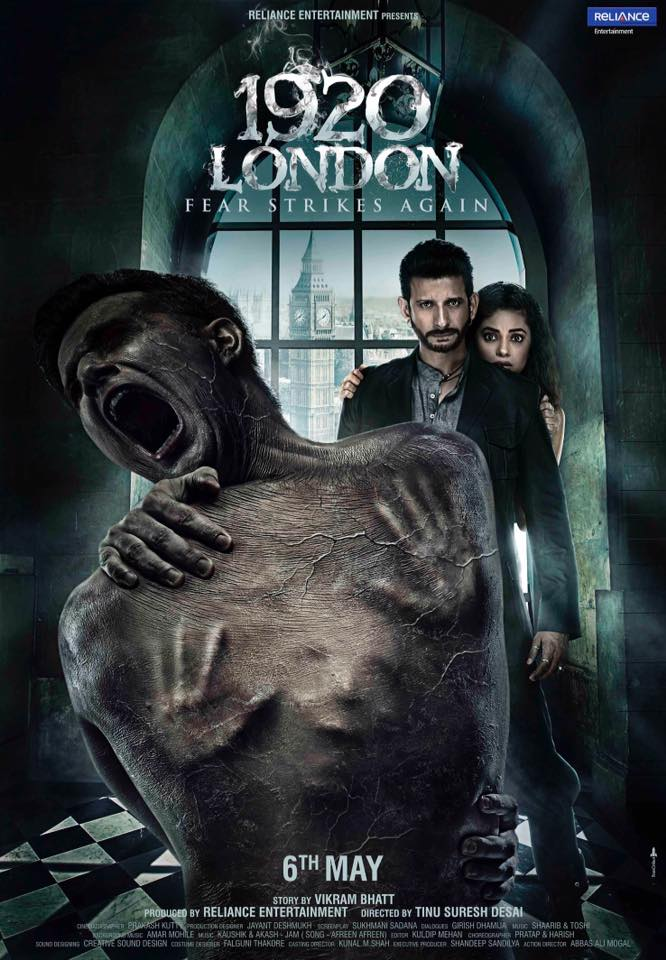 1920 London Official Theatrical Trailer | Horror
