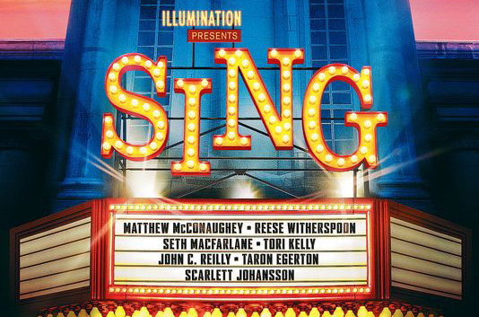 Sing | Animated Movie | Trailer