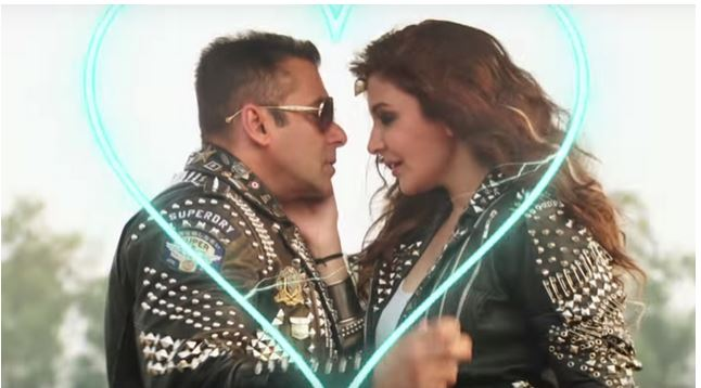 Check out the High Voltage song from Sultan | 440 Volt