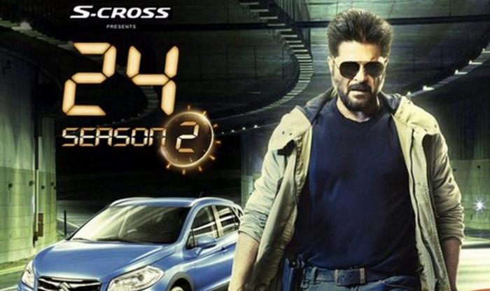 24 Season 2 | First look | Anil Kapoor