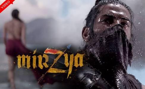Mirzya Teaser Trailer : Harshvardhan