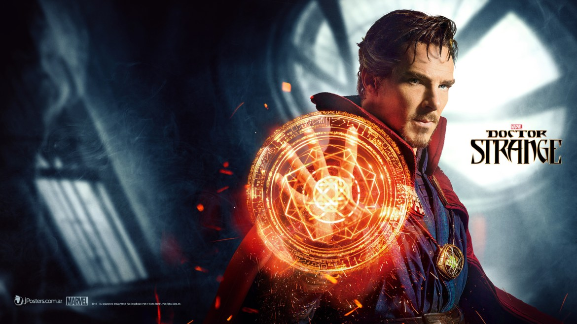 Benedict Cumberbatch Enters the world of Sorcery in Doctor Strange   Marvel