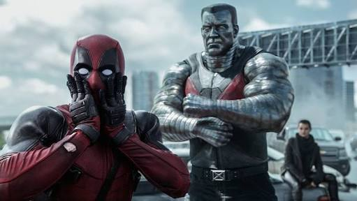 Haha.. New superpower of Deadpool.. Hillariously disgusting!!