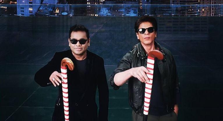 Jai Hind India | Hockey World Cup Promo | SRK | AR Rahman